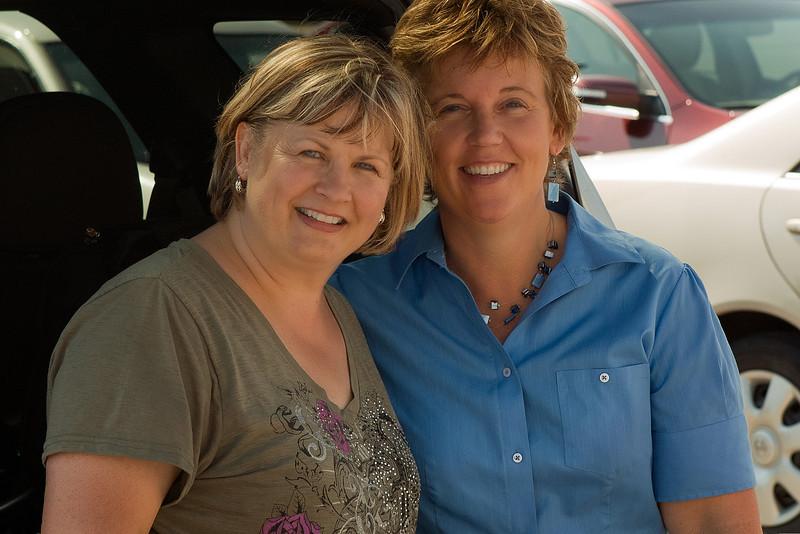 Kim & Monica Rattray, Toronto, ONT, Aug 2011