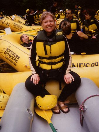 Beverly - whitewater rafting trip in Maine