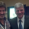 David and Franklin Graham, at AG conference 2013
