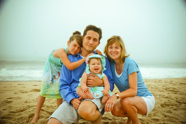 Fugoks at the Beach