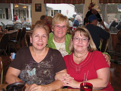 Betty, Carol and Debby