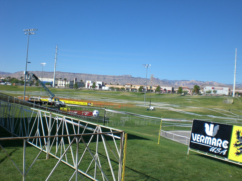 Vegas Cross Course