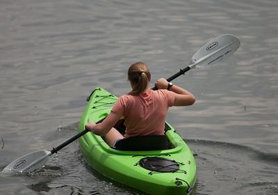 Fun on Winans Lake