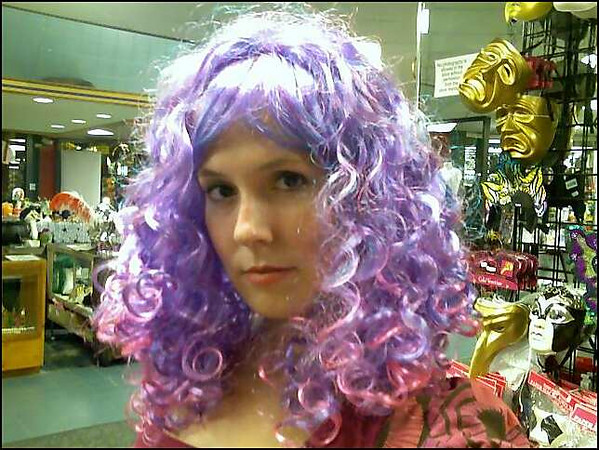 Funny Hats and Wigs :-)