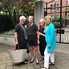 Beth Fredericks, Karen Bean, Mary Zabell, Rena Gunn. Portland, 2018.