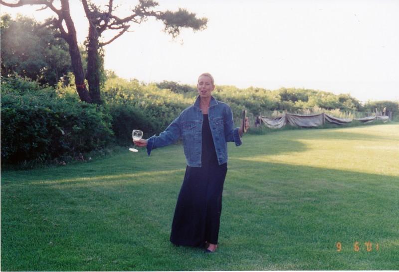 Karen Bean, Brewster, MA, 2001.
