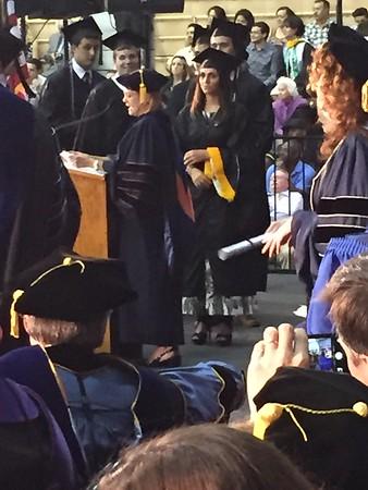 Gabriela Graduation 2015