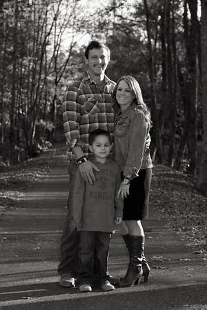 Gallego Family - 2012