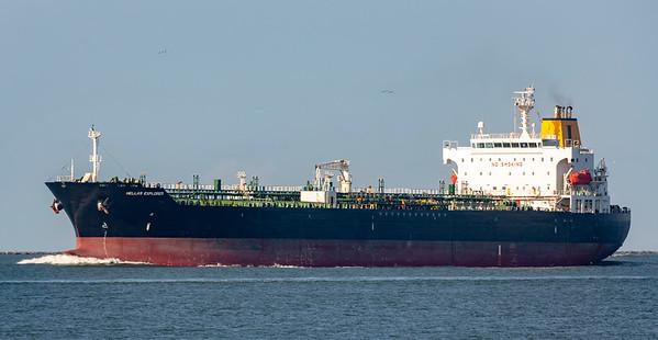 30,000 ton tanker, Hellas Explorer