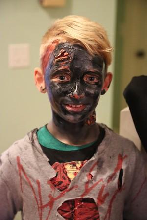 Gamble Halloween Party