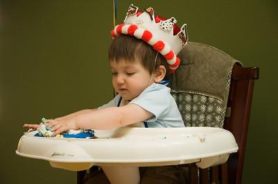 Garrett's 1st Birthday Party