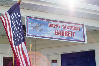 Garrett's 4th birthday party June 2012