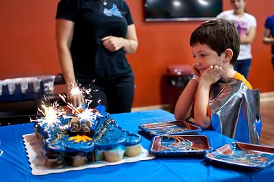 Garrett's 5th Birthday Party June 2013