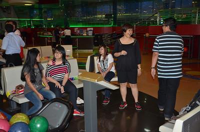 Bowling @ e-Cruve 20110915