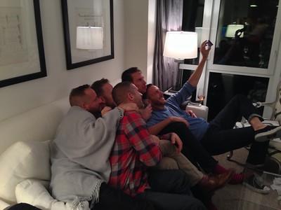 Gay Yom Kippur Game Night - October 2014