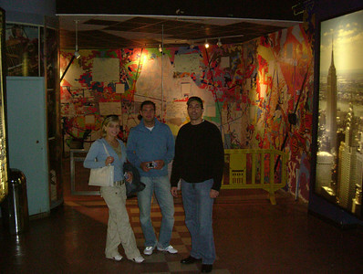 German Friends visit New York 2006 - 07- 09