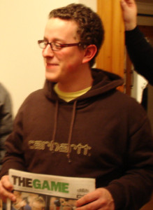 "Paul, 27 December 2004 in ""the only same one"" of these sweaters he has (see New Year 2004 picture)"