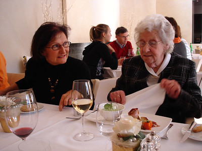 Regi and Edna