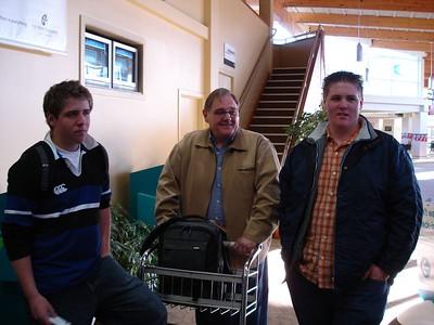 Sam, John and Ben