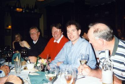 Jack, Hans Peter, Dan and Peter