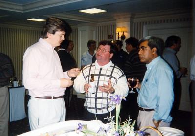 Konrad, Bob and Moin