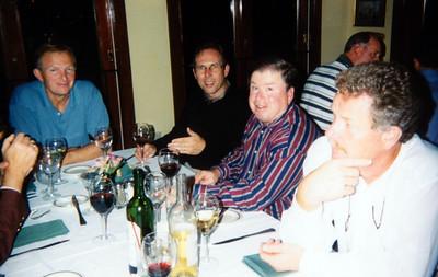Mark, Dieter, John and Detlef