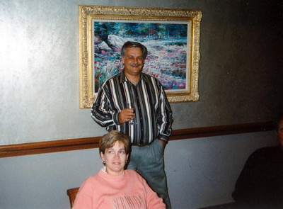 Bob and Janet