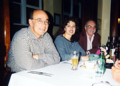 Joe, Arleen and Steve