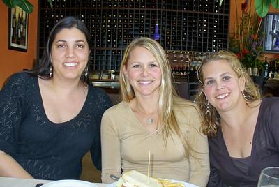 Mina, Jaime, and Stacy