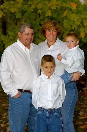 Ginger's Family Oct 2005
