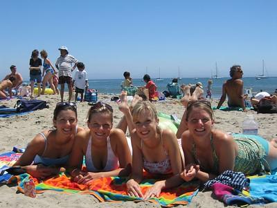 Girl's Reunion July  2005 California