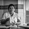 Stately tortilla maker