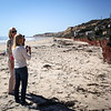 Terri and Claudia at Crystal Cove