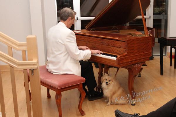 Glenn Henriksen Holiday Piano Concert - Dec 2013