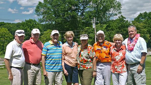 Everybody - Jack, John, Harold, Karen, Carolyn, Uncle Paul, Sue, Dick