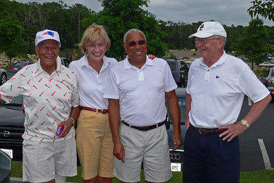 White Team - 2nd place Uncle Paul, Karen, Eddie, John