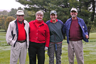 Team Red - Eddie, Jill, Carrie, Alan