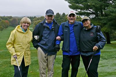Team Blue - Sue, John, Harold, Carolyn