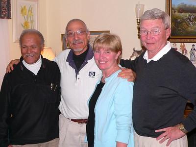 2nd Place Team -- Uncle Paul, Harold, Sue, John