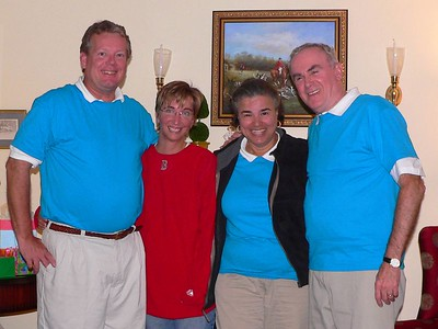 Golf Party 1-Oct-2005