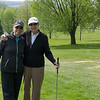 Sue and Helen, Hole 10, Mayville Golf Course