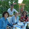 Susan, MJ, Sue and Maureen