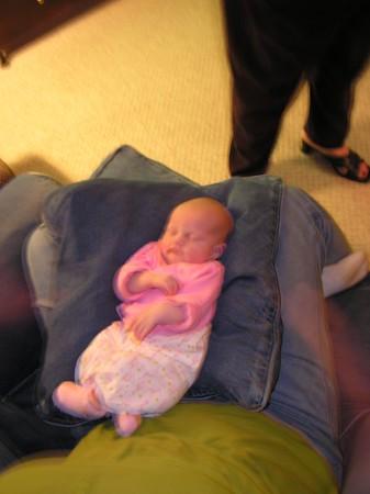 2005 Oct 19 - Gracie