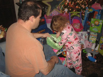 2008 December - Gracie
