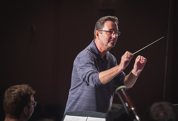 Images of Dr. Jones Conducting