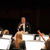 Ltc. / Dr. Graham Owen Jones conducting the Troy University Symphony Band.<br /> <br /> ~ Images by Martin McKenzie, all rights reserved ~