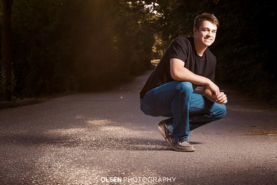 080619 Grant Hubka Senior Photography Session Omaha, Nebraska Olsen Photography // Nathan Olsen