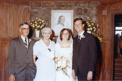 Dede and Bob's Wedding