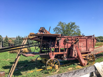 Readying for Threshing