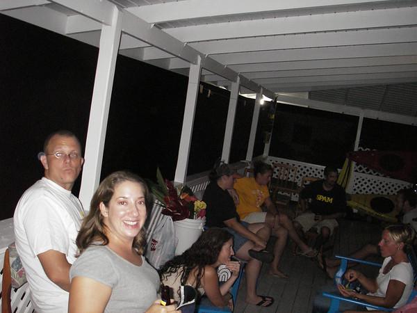 Brad's birthday 2007